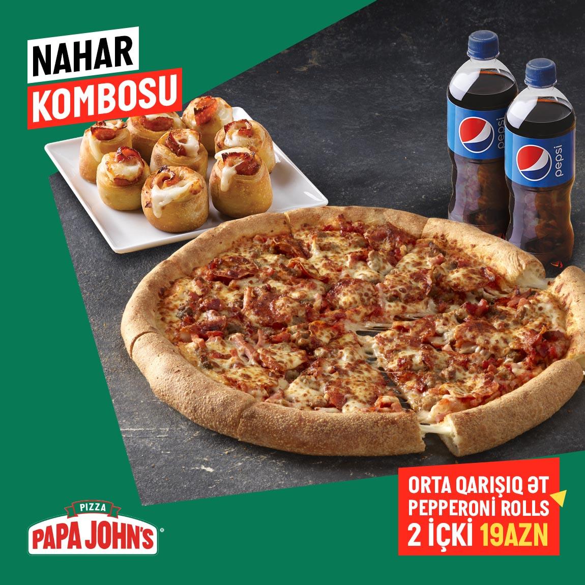 Nahar Kombo