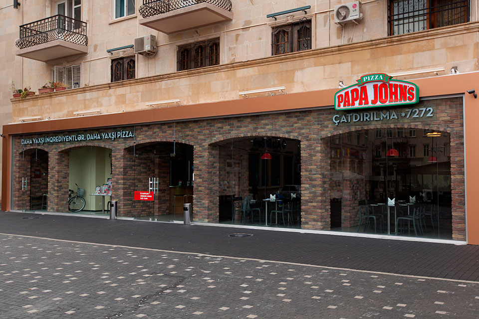 Restaurants Pizzeria Papa Johns